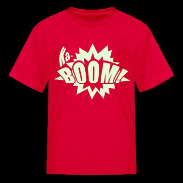 Ka-BOOM! GLOW IN THE DARK