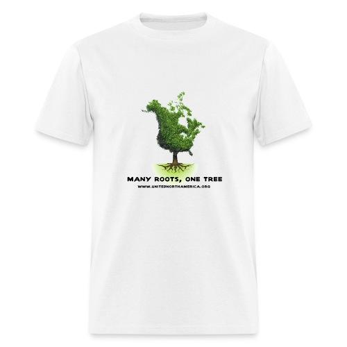 United North America Standard Weight T-Shirt - Men's T-Shirt