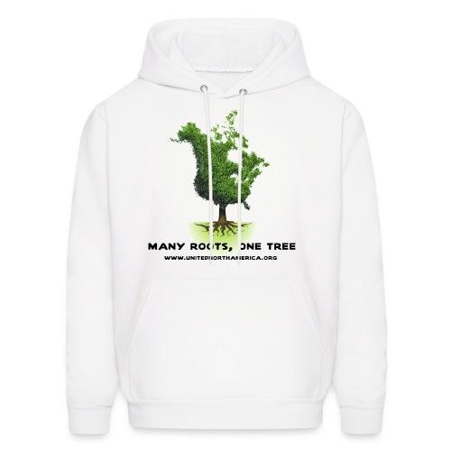 United North America Hooded Sweatshirt - Men's Hoodie