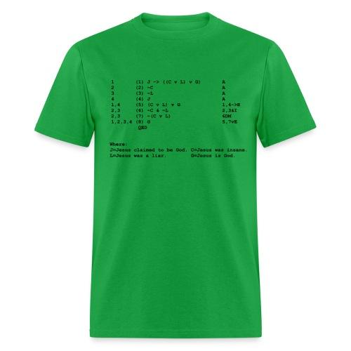 The Trilemma - Men's T-Shirt
