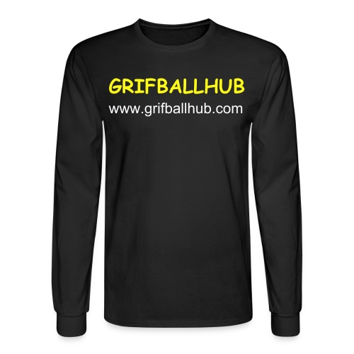 GBALLHUB long sleeve Male - Men's Long Sleeve T-Shirt