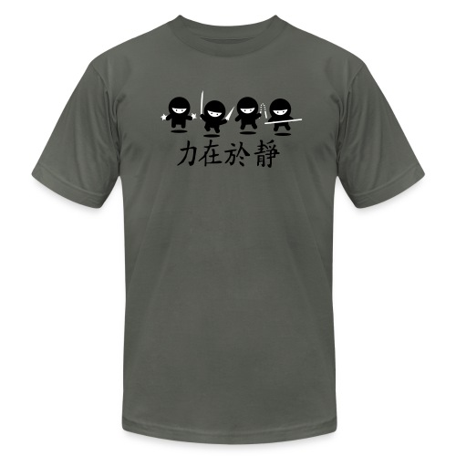 Ninja Gang - Men's Fine Jersey T-Shirt