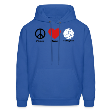 Volleyball Men's Hoody