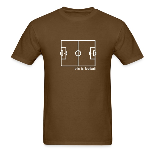 This Is Football - Men's T-Shirt
