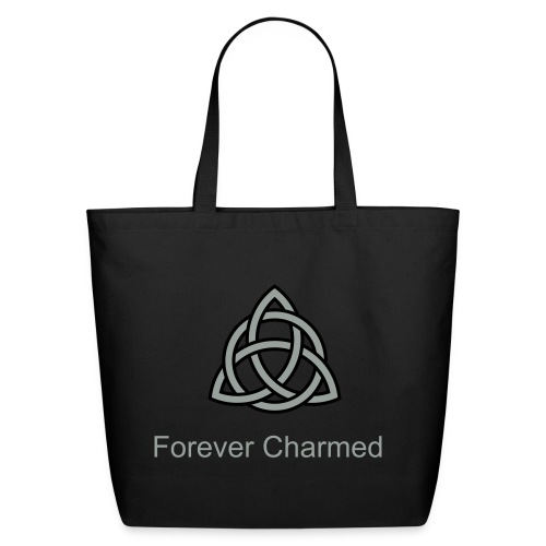 Charmed Tote Bag - Eco-Friendly Cotton Tote