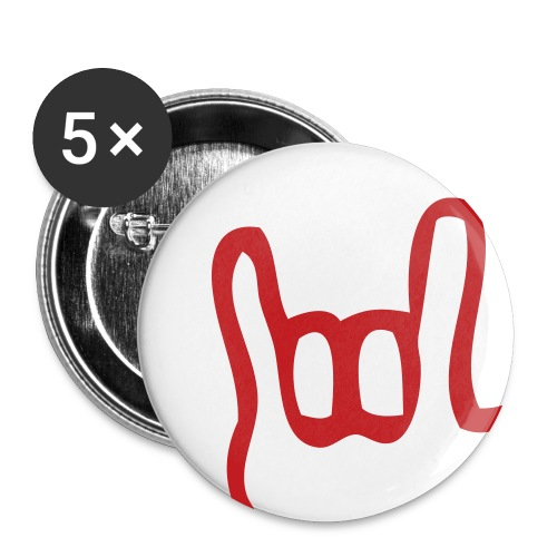 ILoveYou ASL Large Button - Large Buttons