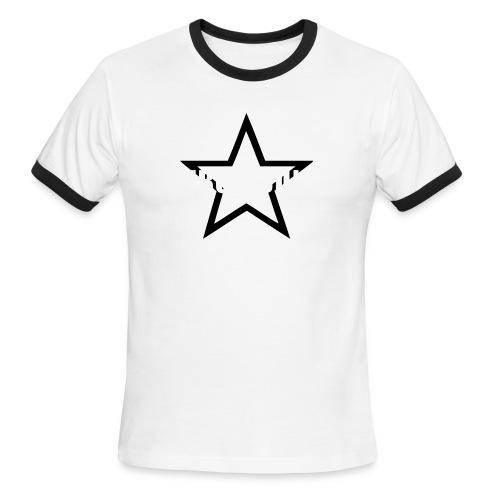 Revolution Ringer Tee - Men's Ringer T-Shirt