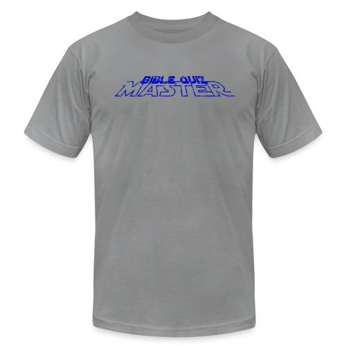 Bible Quiz Master - Men's Fine Jersey T-Shirt