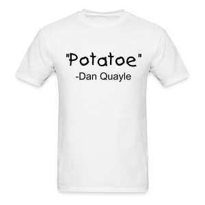 Potatoe - Men's T-Shirt