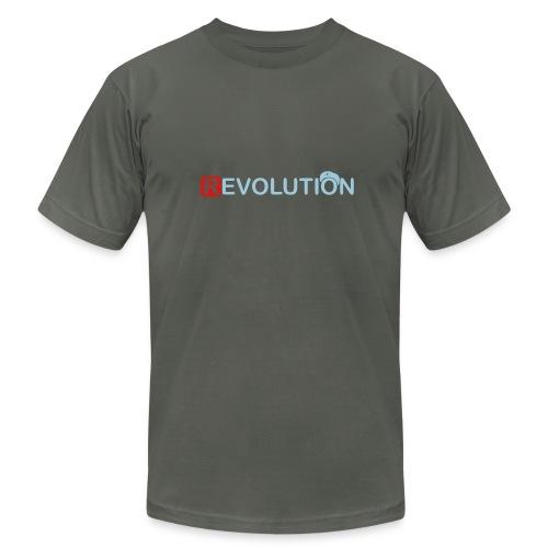 * REVOLUTION *  - Men's Fine Jersey T-Shirt