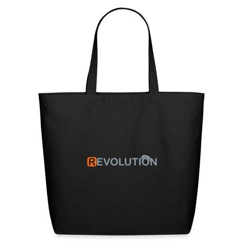 * REVOLUTION *  (metallic.silver)  - Eco-Friendly Cotton Tote