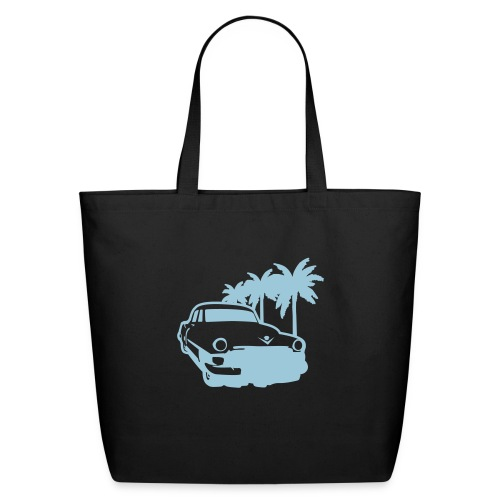 BEACH CRUISER - Eco-Friendly Cotton Tote