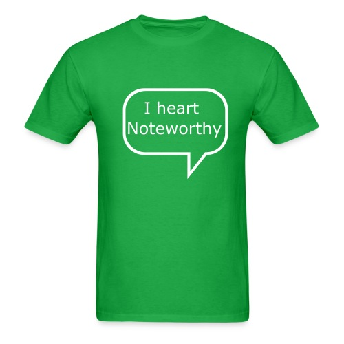 Men's I Heart NW - Men's T-Shirt