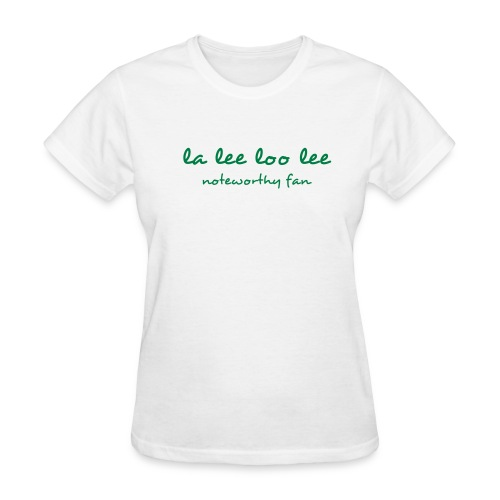 Women's La lee loo lee Tee - Women's T-Shirt