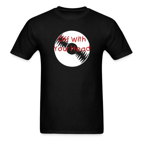 Heads Will Roll - Men's T-Shirt