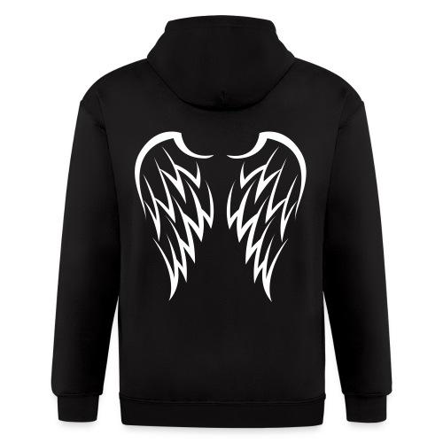 Death's Angel - Men's Zip Hoodie