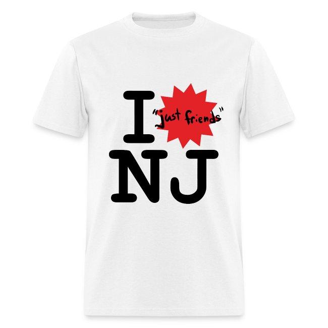 """I """"just friends"""" NJ (Guy's White)"""