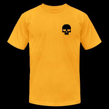 Gold Skull T-Shirts