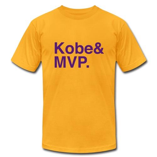 Lakers - Kobe MVP  - Men's Fine Jersey T-Shirt