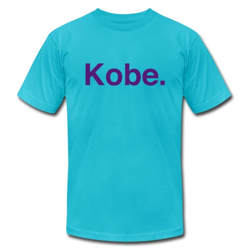 Lakers - Kobe - Men's  Jersey T-Shirt