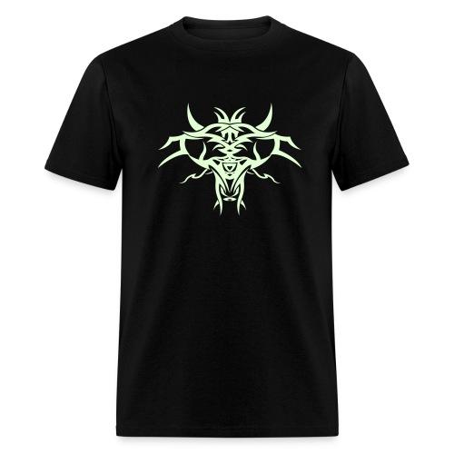Tribal -Glow - Men's T-Shirt