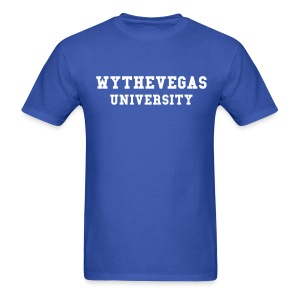 WYTHEVEGAS UNIVERSITY - Men's T-Shirt