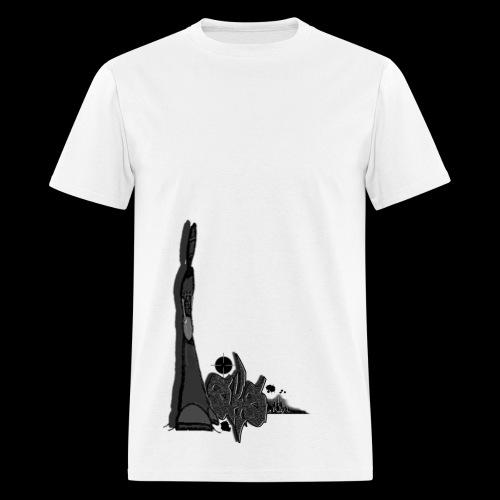 SKS Graffiti T - White - Men's T-Shirt