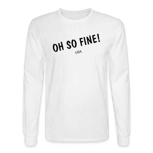 OSF Sport Tee - Men's Long Sleeve T-Shirt
