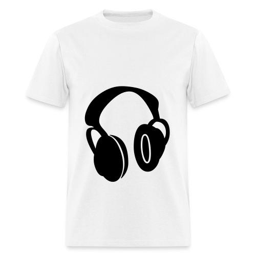 Muzic Iz Lyf - Men's T-Shirt