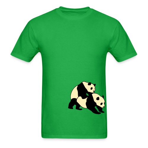 bear hug - Men's T-Shirt