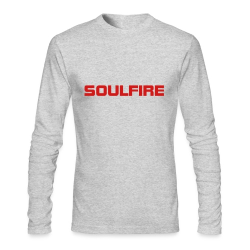 Soulfire Tee - Men's Long Sleeve T-Shirt by Next Level