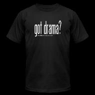 T-Shirts ~ Men's T-Shirt by American Apparel ~ Gents