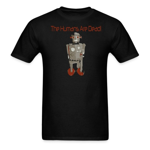 Humans are Dead tee - Men's T-Shirt