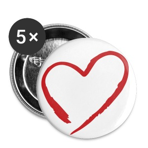 heart button - Large Buttons