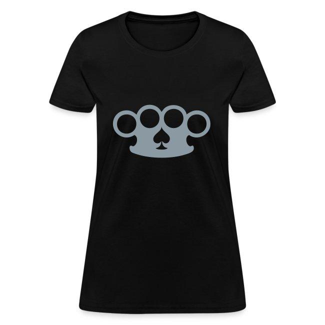 """Girls Scene Fashion shirt """"Knuckles"""""""