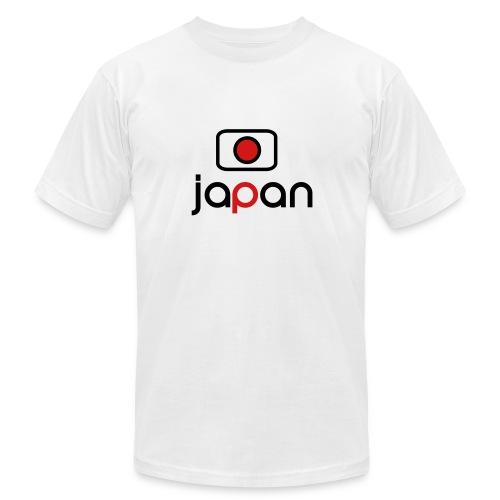 JAPAN - Men's Slim Fit T-Shirt - Men's Fine Jersey T-Shirt