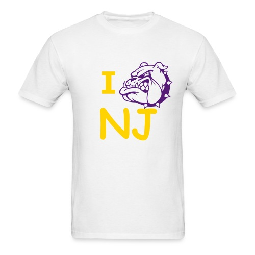 NJ Dog - Men's T-Shirt