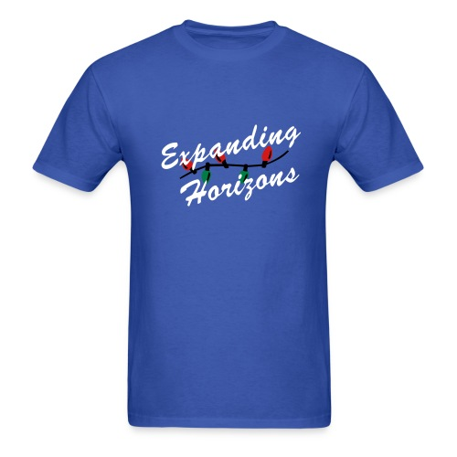EHCS Christmas Tee - Men's T-Shirt