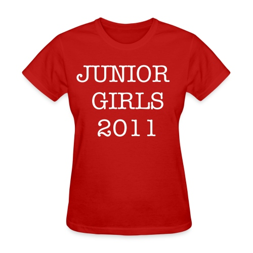 junior's 11 - Women's T-Shirt