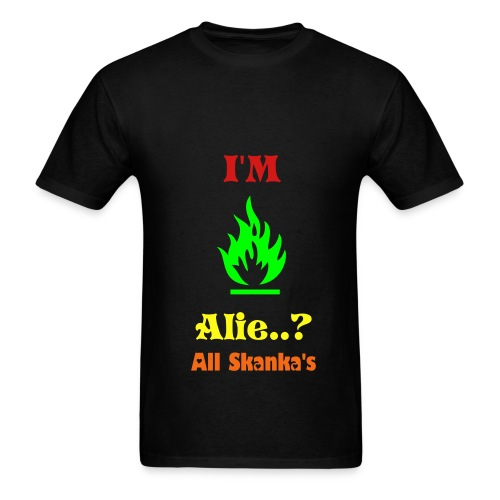 All Skanka's HotFire Mens T-shirt I - Men's T-Shirt