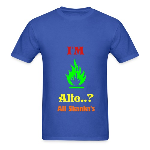 All Skanka's HotFire Mens T-shirt II - Men's T-Shirt