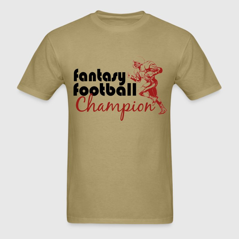 Fantasy Football Champ T Shirt Spreadshirt