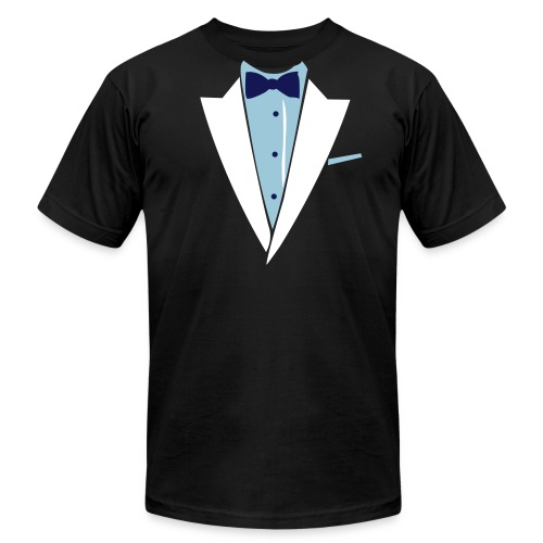 Tux - Men's Fine Jersey T-Shirt