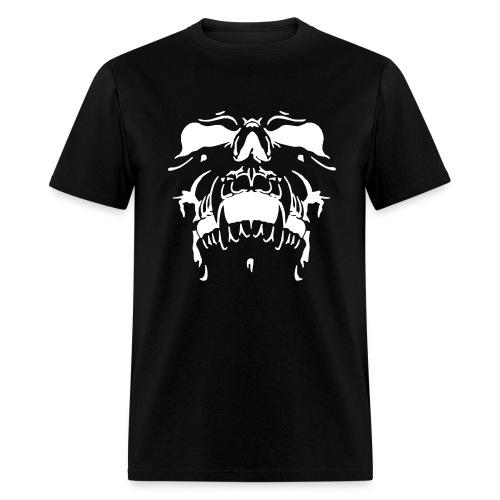 Screaming - Men's T-Shirt