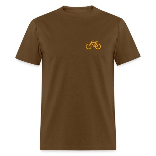 logo vélo - Men's T-Shirt