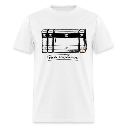 Pirate Encyclopedia - Men's T-Shirt