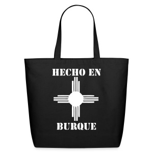Hecho en Burque - Tote - Eco-Friendly Cotton Tote