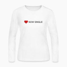 White now single by wam Long Sleeve Shirts