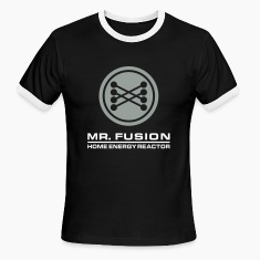 Back to the Future: Mr. Fusion T-Shirts