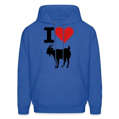 Goat F@#$%er sweatshirt - Men's Hoodie